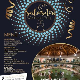 Szilveszteri Wellness Party