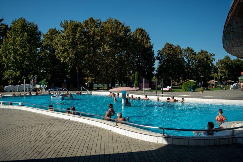 Szigetvári Gyógyfürdő, termálfürdő
